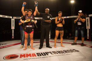 Foto: MMA Super Heroes